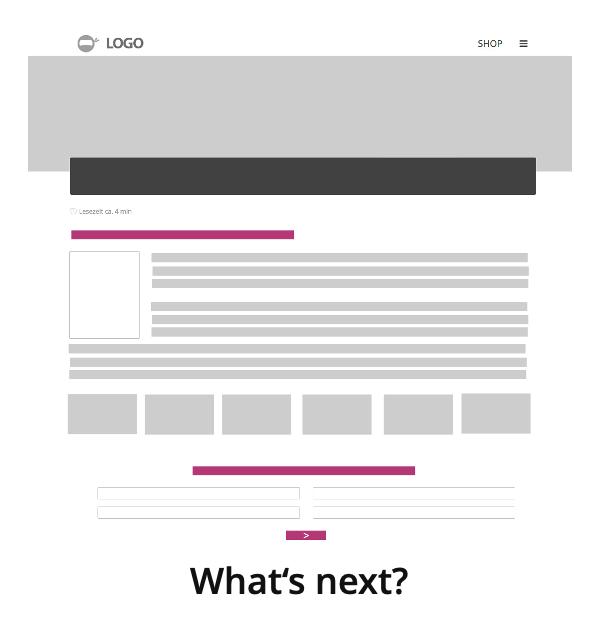 Merkmale der Content Experience